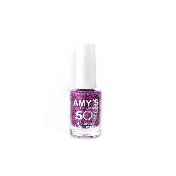 AMY'S Glitter Nail Polish No 558