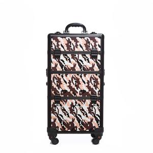 Βαλίτσα με 4 ρόδες TC-3360R Desert Camouflage #6