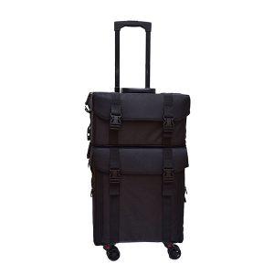 Βαλίτσα με 4 ρόδες TC-3002R Black