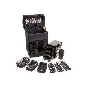 Βαλίτσα με 2 ρόδες TC-3004R Black