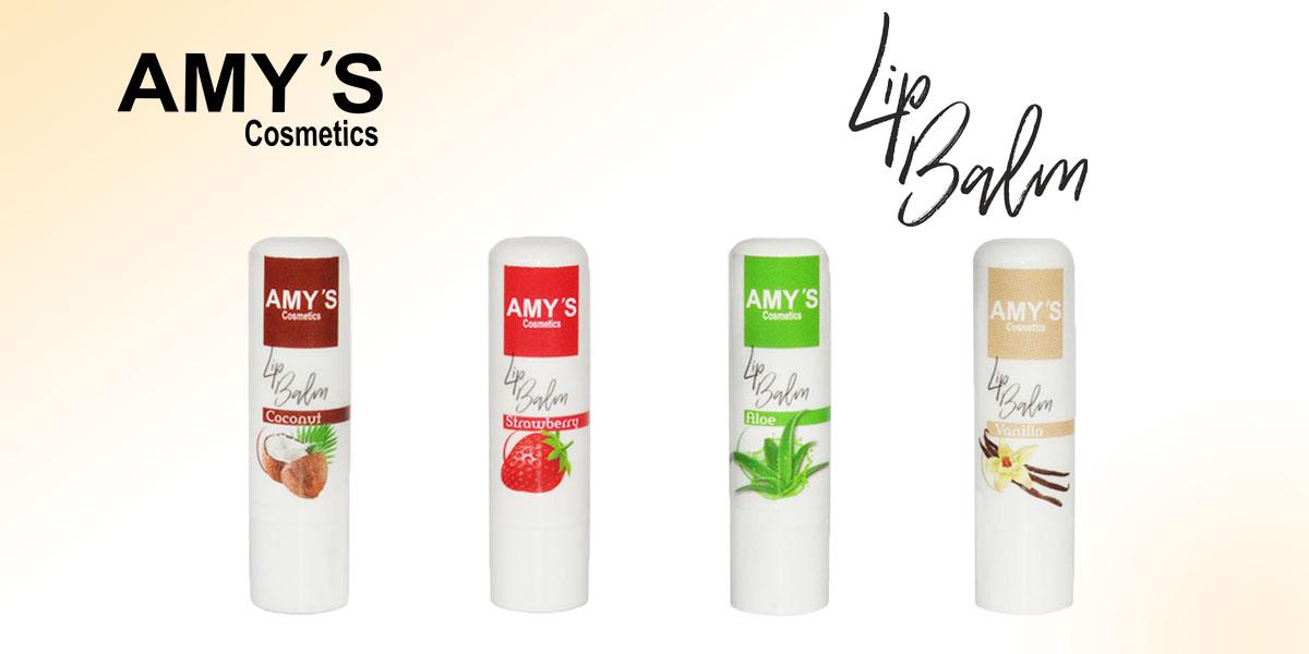Νέα Άφιξη! AMY'S Lip Balm!